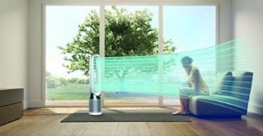 meilleur ventilateur dyson sans pale